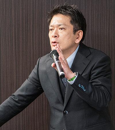 代表取締役 黒田 旬