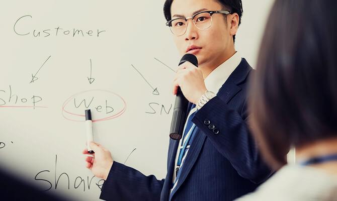 講師・セミナー事業